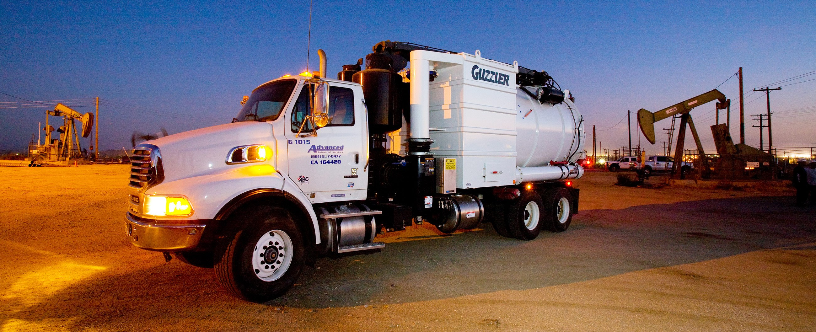 Oilfield Services - Advanced Industrial Services